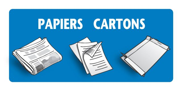 Papiers cartons